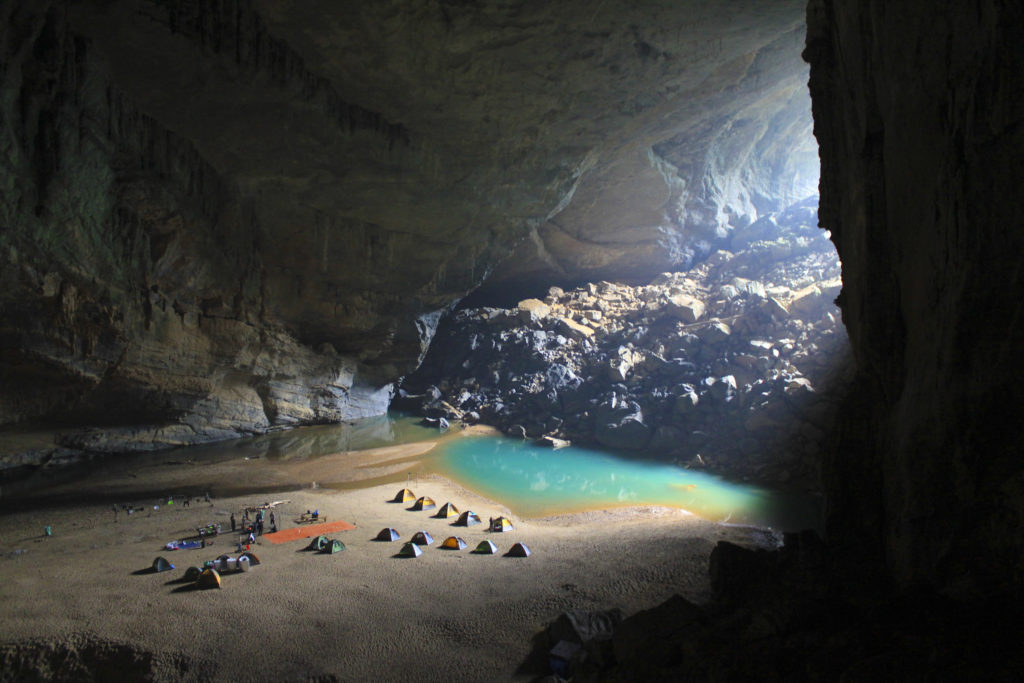 Son Doong Expedition Cave