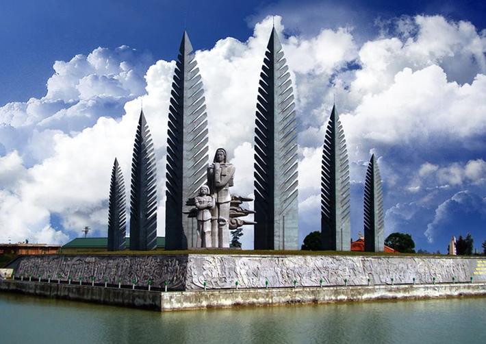 Hien Luong - Ben Hai museum
