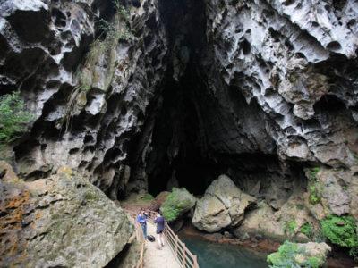 Phong Nha cave and Dark cave tour