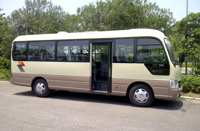 County bus 29 seat Phong Nha Private Car