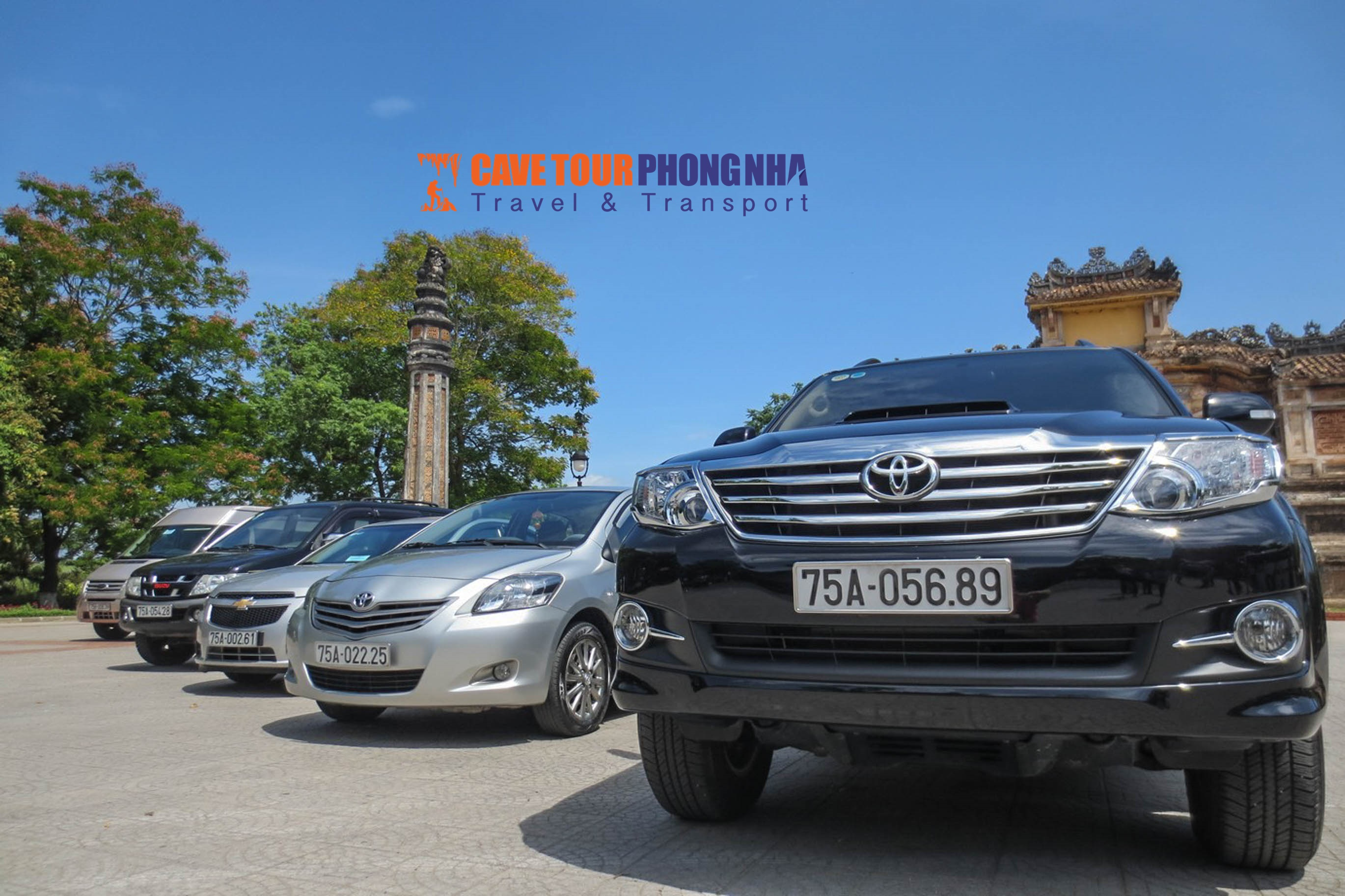 Da Nang to Phong Nha by private car