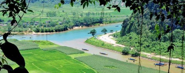 Phong Nha to Hue by private car