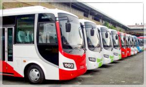 samco bus 29 seat - Phong Nha Private Car