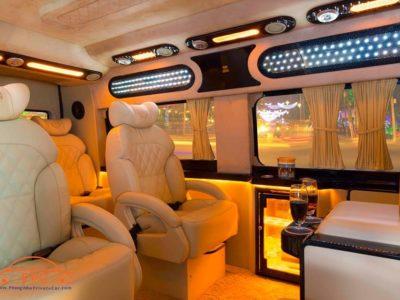Hue Limousine to Da Nang