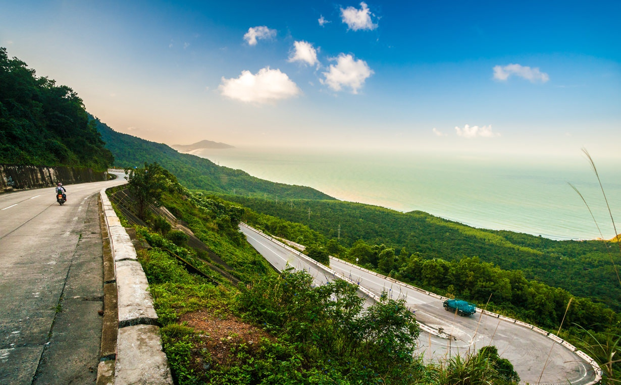 Phong Nha to Da Nang by private car