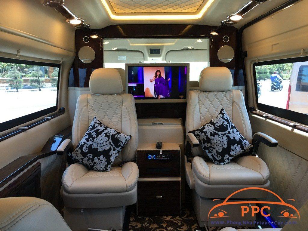 Da Nang Limousine to Phong Nha