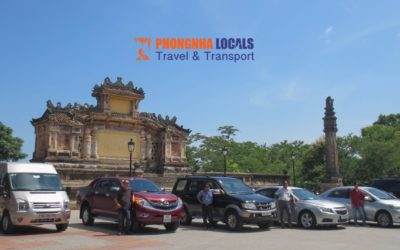 Private car transfer from Da Nang to Phong Nha