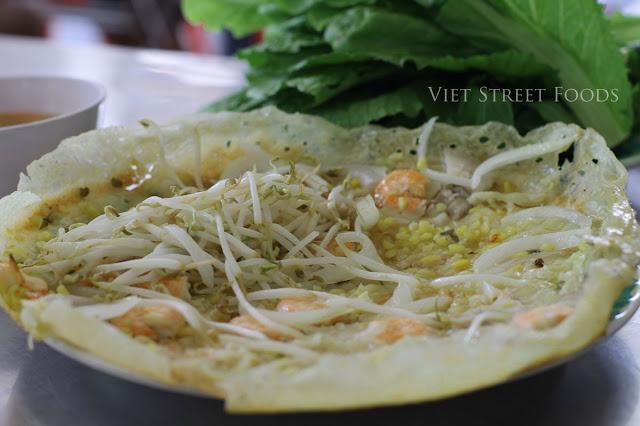 Banh xeo - Pan cake