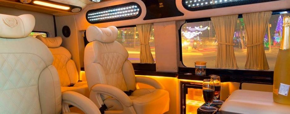 Da Nang Limousine to Hue