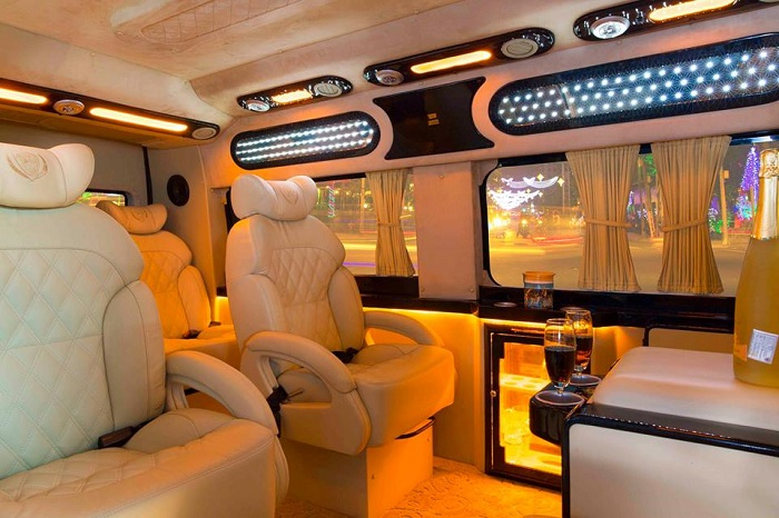 Phong Nha to Hue luxury transfer