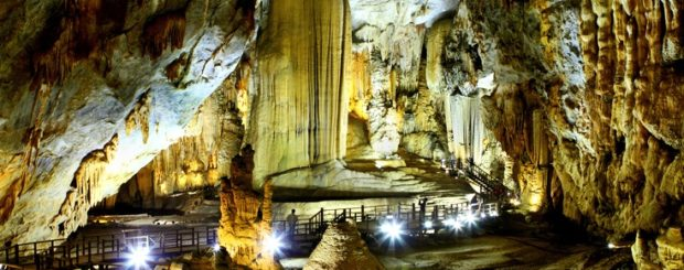 Thien Duong cave - Paradise Cave