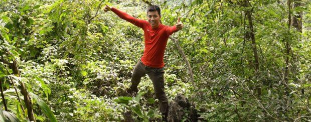 Phong Nha jungle trek adventure wildlife 2D1N