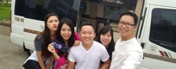 Hoi An Limousine to Da Nang
