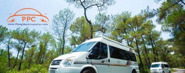 Dong Hoi Limousine to Danang