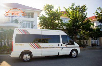 Hoi An Limousine car to Phong Nha