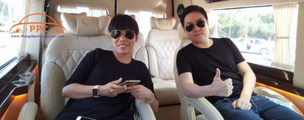 Phong Nha Limousine to Da Nang