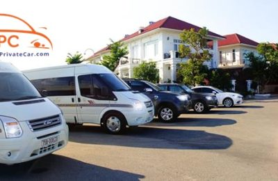 Phong Nha to Hue by Limousine