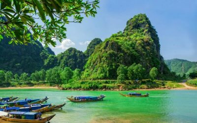 How to get to Phong Nha Village from Dong Hoi